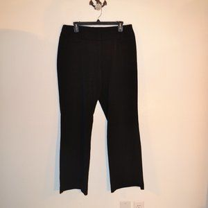 apt 9 black dress slacks, size 10